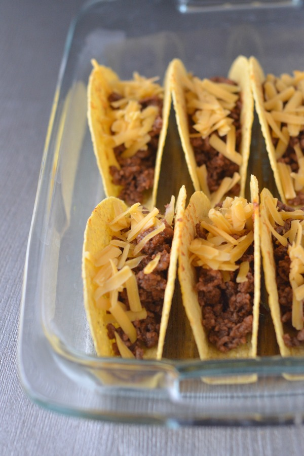 Oven Baked Tacos   mountainmamacooks.com