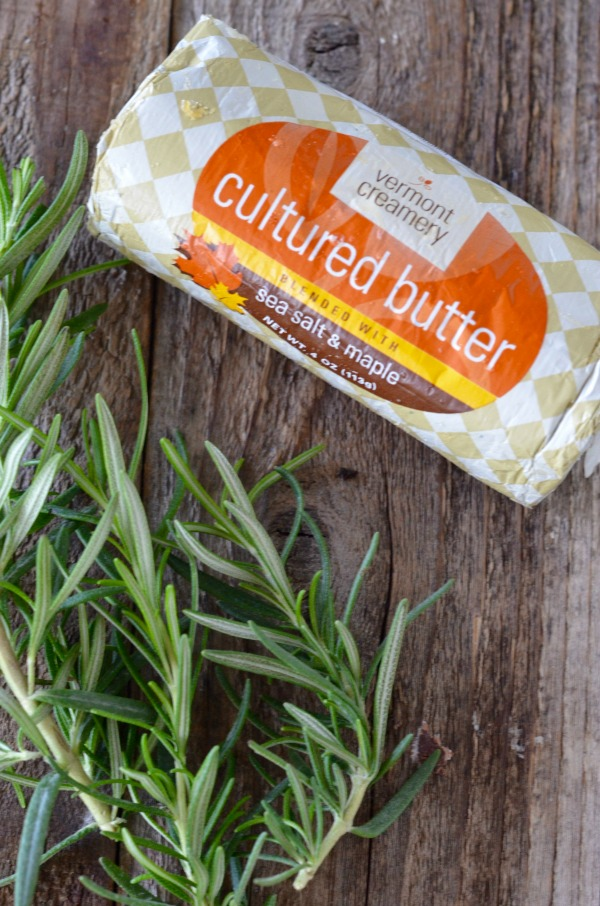 Compound Butters for Summer | mountainmamacooks.com #VermontCreamery