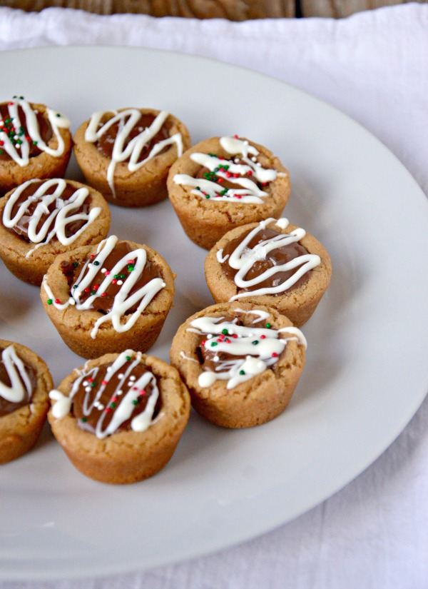 Peanut Butter Cup Cookies | mountainmamacooks.com