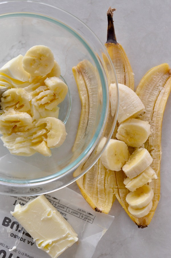 High Altitude Pancake Recipe Banana Butter | www.mountainmamacooks.com