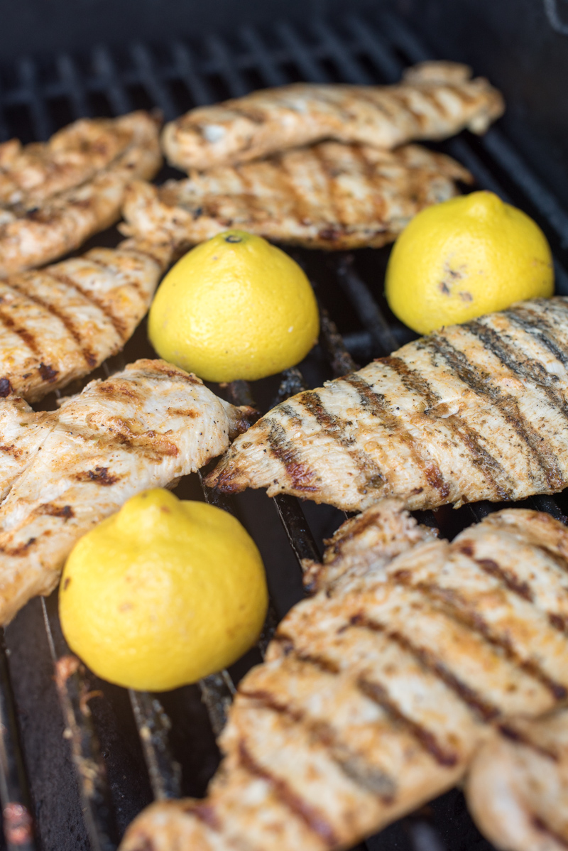 Greek Marinade for Chicken | www.mountainmamacooks.com