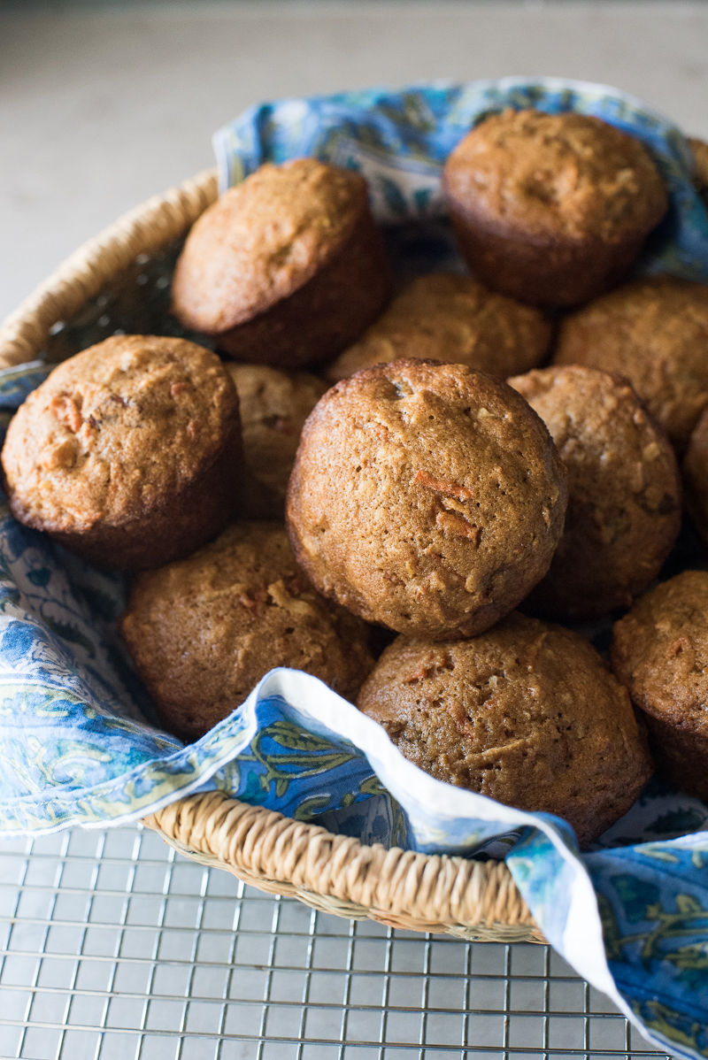 High Altitude Morning Glory Muffins | www.mountainmamacooks.com
