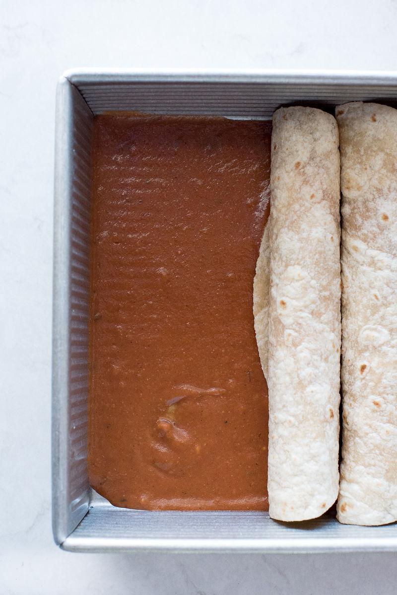 Homemade Enchilada Sauce   mountainmamacooks.com