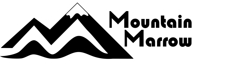 mountain marrow logo with text