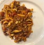 Beef & Noodle Skillet