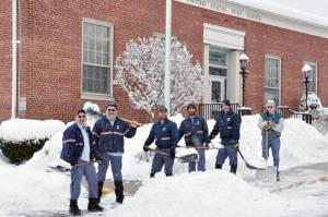 Postal Workers Picture