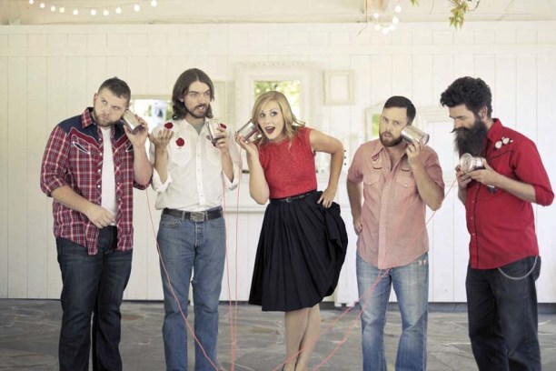 Nora Jane Struthers and The Party Line are bringing their traveling