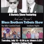 Blues brothers 8X10