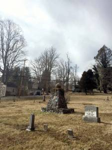 Funds are being collected to help improve the Dick Pointer Cemetery on Church Street in Lewisburg.