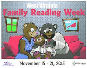 WV Family reading week