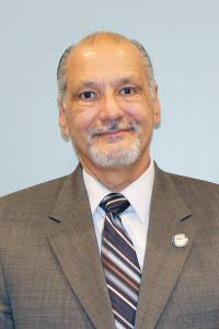 New River Vice President of Academic Affairs Richard B. Pagan