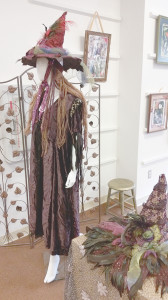 A costume from Gypsy Wings and Witchy Things