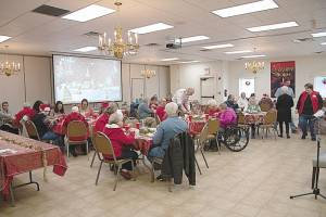 First Baptist holds annual Christmas party