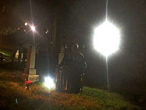 An Evening in Dick Pointer, Old Stone cemeteries bring the dead to life through the Greenbrier Historical Society
