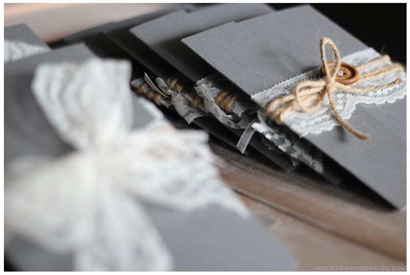 Diy Rustic Wedding Invitations Nickhaskins