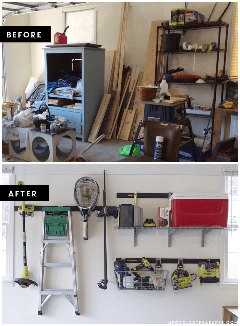 rubbermaid garage organization ideas - Garage Organization Part 2