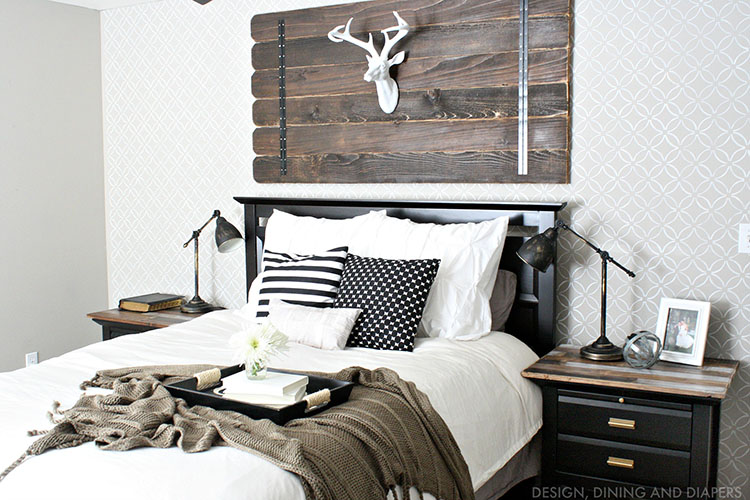 Hunted Interior Bedroom Reveal