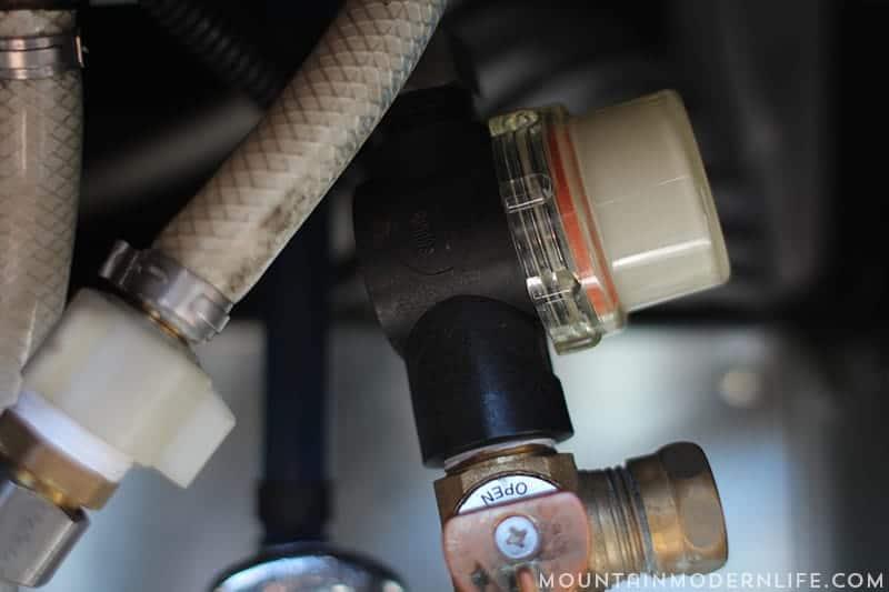 water pump strainer mountainmodernlife.com