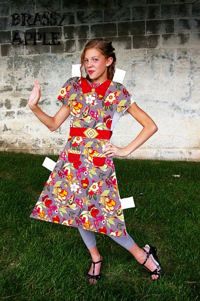 25 Last Minute DIY Halloween Costume Ideas