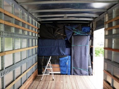 short distance moving packing