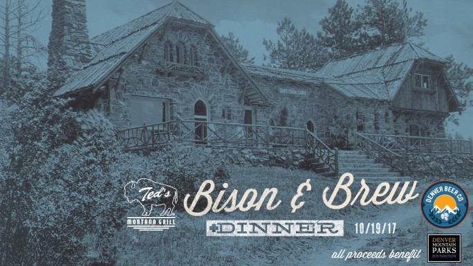 Bison and Brew Charity Dinner
