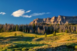 The areas surrounding Togwotee Pass, just 10 miles west of the properties, offer countless recreation opportunities.