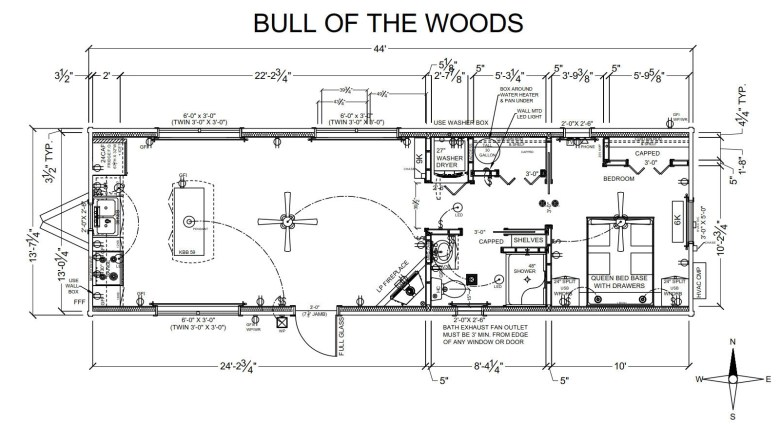 BULL OF THE WOODS BASE 2018-11-02