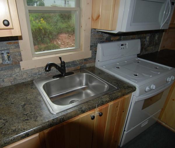 24″ Deep Single Bowl Sink