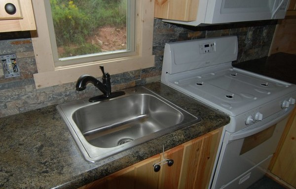 24″ Deep Single Bowl Sink