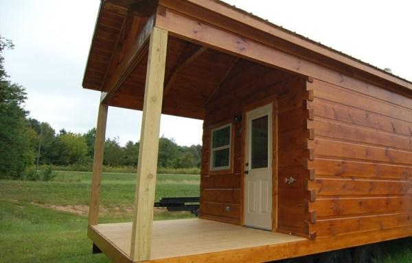 6′ Porch On Frame