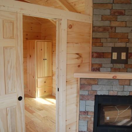 Solid Pine Pocket Doors