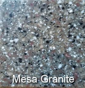 Mesa-Granite