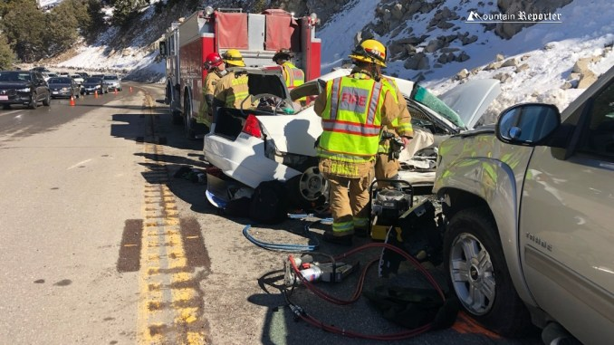 Fatal Accident on Highway 18 Near Big Bear Claims One, Second