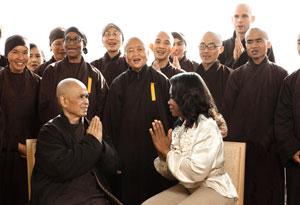 Oprah Magazin Interview with Zen Master Thich Nhat Hanh