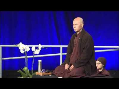 Thich Nhat Hanh at Google