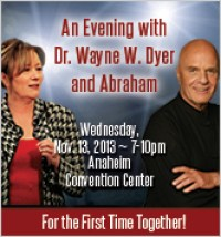An Evening With Wayne Dyer And Abraham