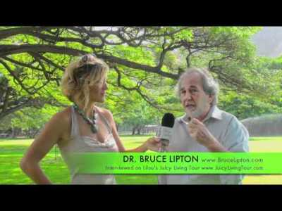 Lilou Mace Interview With Bruce Lipton