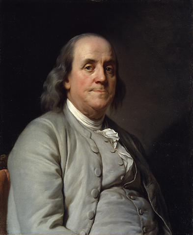 Ben Franklin by Duplessis