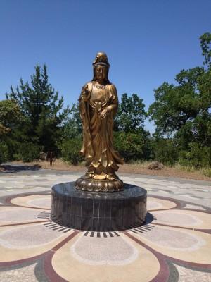 Bodhisattva Avalokitesvara at Buddha Gate