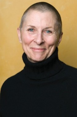 Roshi Joan Halifax Is Coming to Stanford