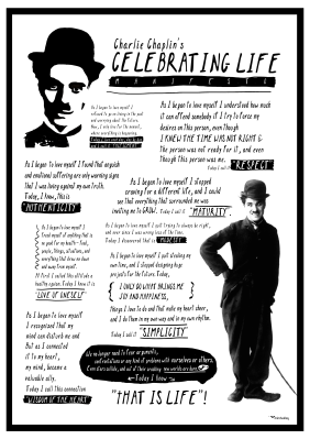 The Manifesto by Charlie Chaplin