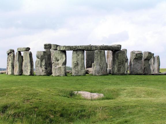 Stonehenge From Heelstone