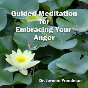 Guilded Meditation for Embracing Your Anger