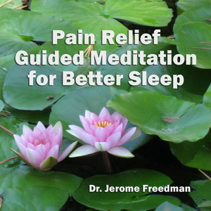 Guided Meditation for Stopping Pain so You Can Sleep