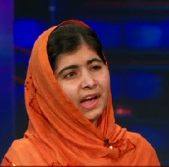 Malala Yousafzai Spoke Like The Buddha