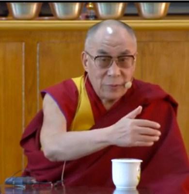 The Dalai Lama on Unbiased Compassion