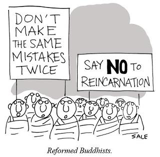 Reformed Buddhists