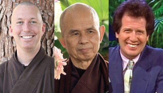 Garry Shandling was a Buddhist