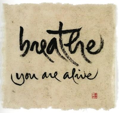 Breath - You are Alive