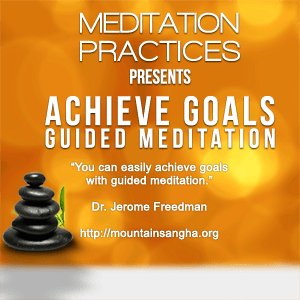 Achieve Goals Guided Meditation